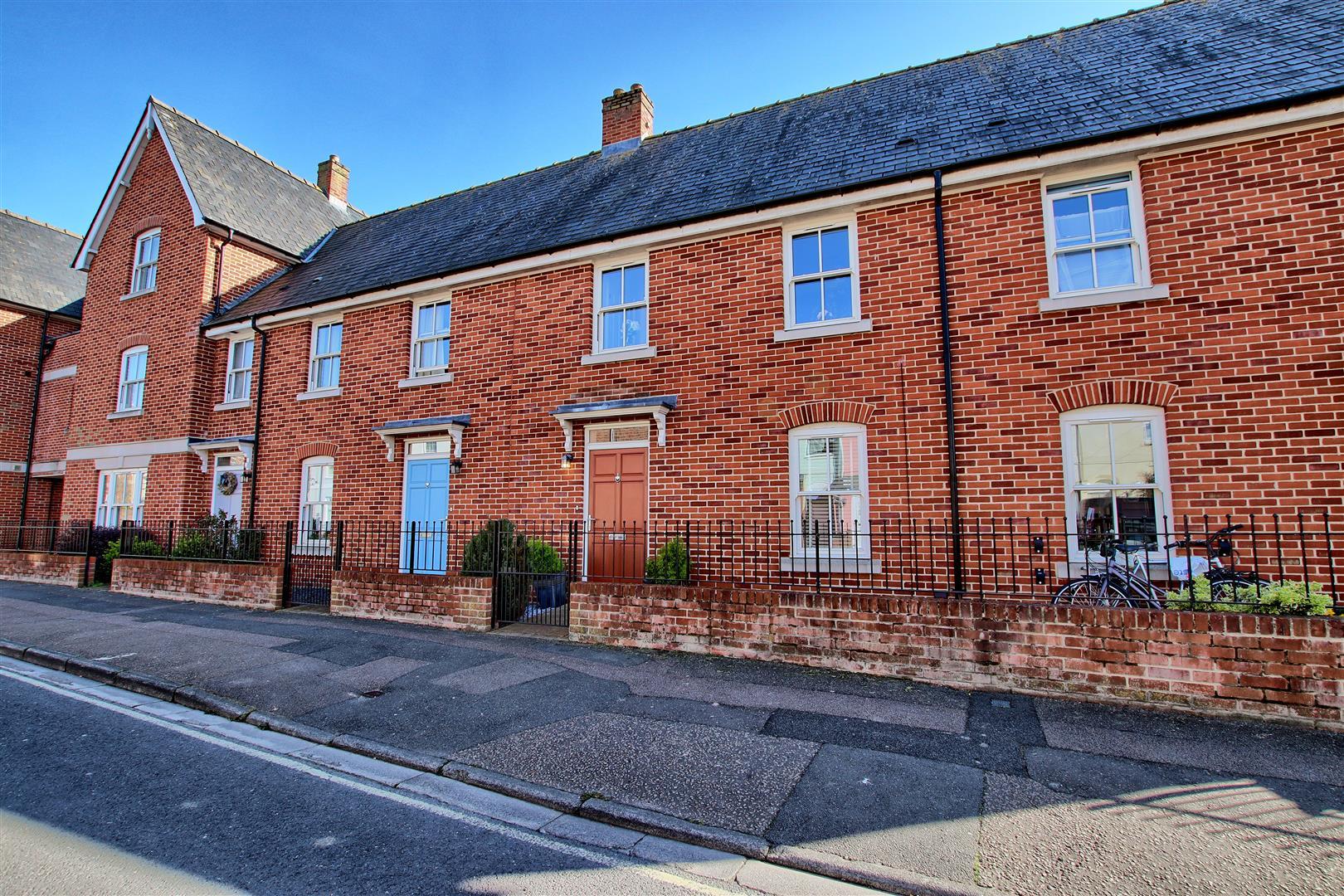 Bunbury Terrace, All Saints Road, Newmarket